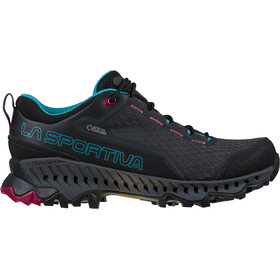 La Sportiva Spire GTX Shoes Women, black/topaz